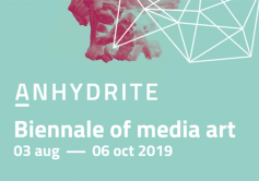 »Anhydrite - Biennale of Media Art« . courtesy: Barbarossahöhle