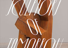 Cover »100 Sculptors Of Tomorrow«